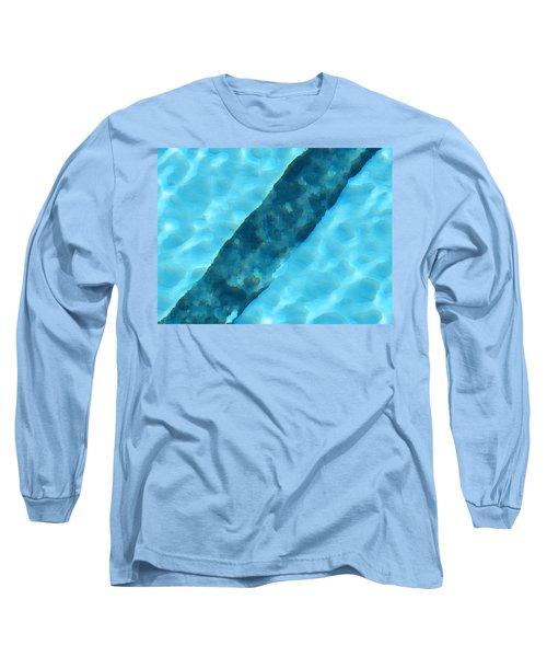 Long Sleeve T-Shirt featuring the digital art Dream by Richard Laeton