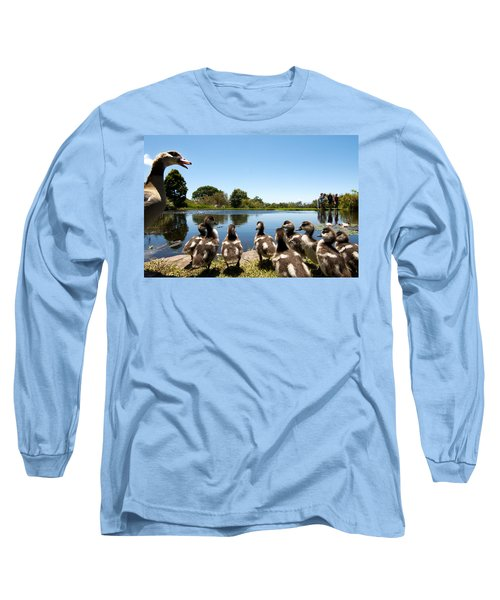 Egyptian Geese Long Sleeve T-Shirt