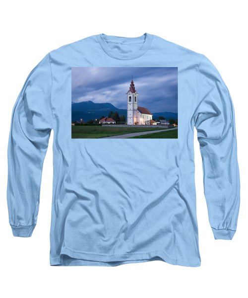 Evening Twilight Long Sleeve T-Shirt