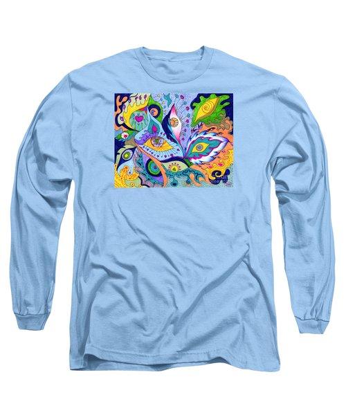 Fantas Eyes Long Sleeve T-Shirt