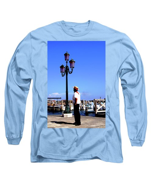 Gandola Captain Long Sleeve T-Shirt