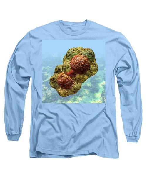 Geminivirus Particle Long Sleeve T-Shirt