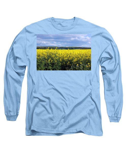 Hay Fever Long Sleeve T-Shirt by Rdr Creative