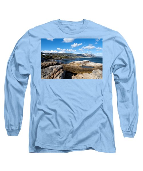 Hermanus Coastline Long Sleeve T-Shirt