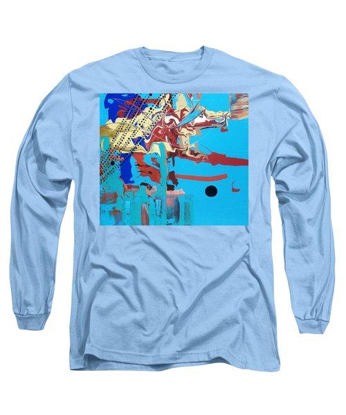 Hippopotomonstrosesquippedaliophobia Long Sleeve T-Shirt