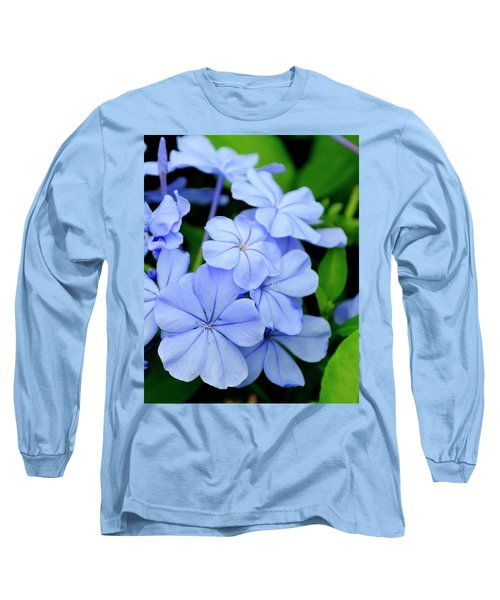 Imperial Blue Long Sleeve T-Shirt