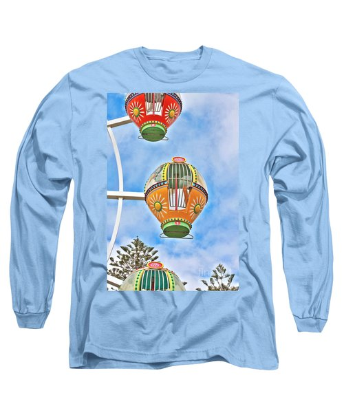 In Descent Long Sleeve T-Shirt