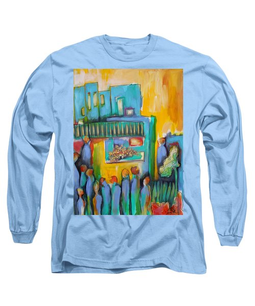 In Passing Long Sleeve T-Shirt
