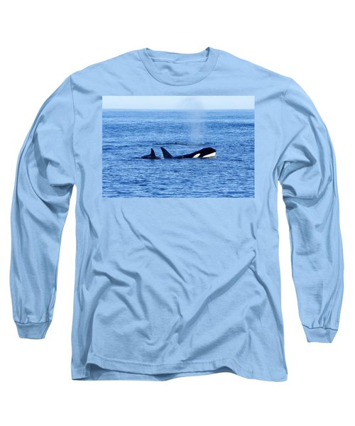 In The Great Wide Ocean Long Sleeve T-Shirt