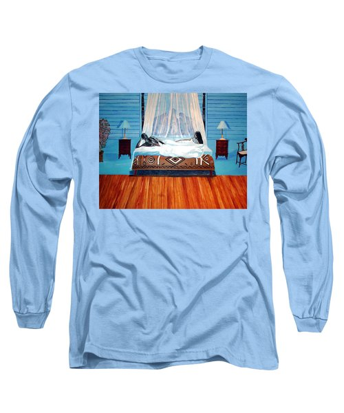Intimate Reflections Long Sleeve T-Shirt