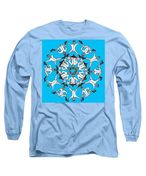 Kaleidoscoot Long Sleeve T-Shirt