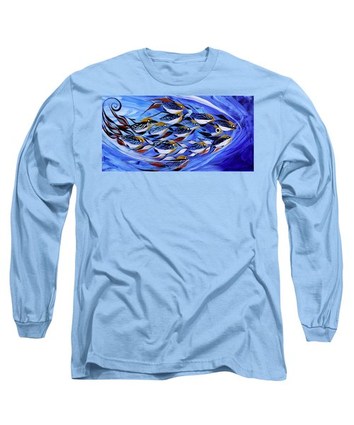 Keep It Together Long Sleeve T-Shirt