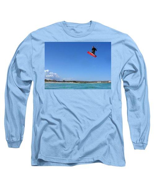 Kiesurfing Long Sleeve T-Shirt