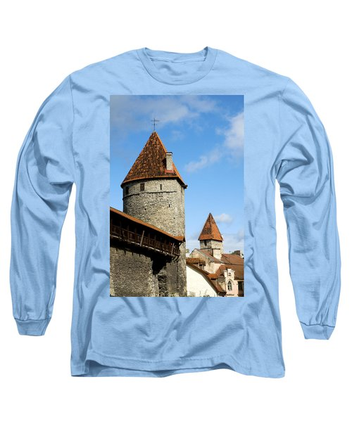 Kuldjalg And Nunnadetangune Long Sleeve T-Shirt
