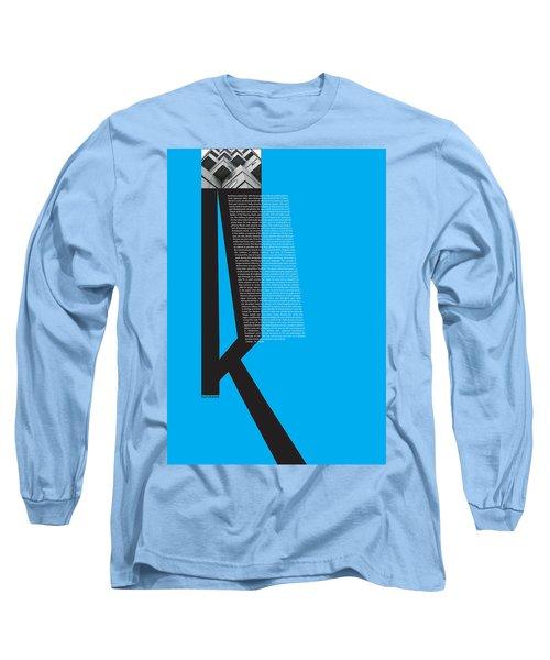 Kurosawa Poster Long Sleeve T-Shirt