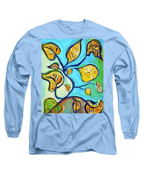 Leaves Of Hope Long Sleeve T-Shirt