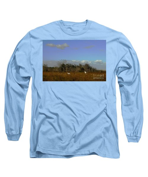 Lifes Field Of Dreams Long Sleeve T-Shirt