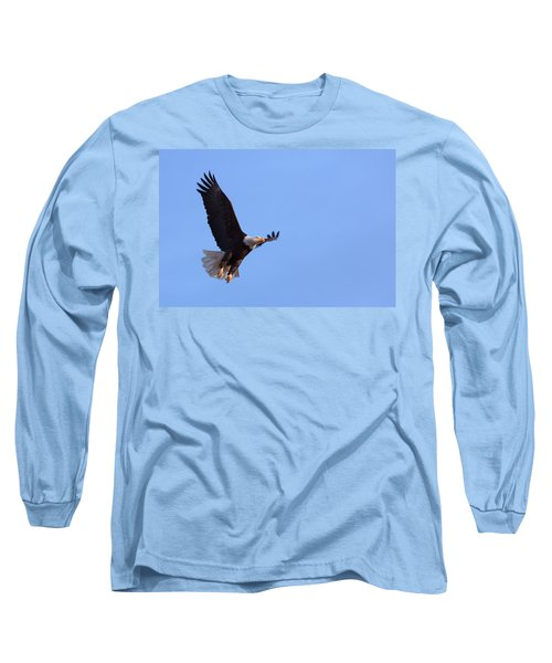 Long Sleeve T-Shirt featuring the photograph Lift by Jim Garrison