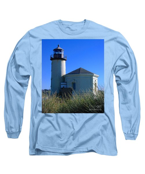 Lighthouse Long Sleeve T-Shirt by Rory Sagner