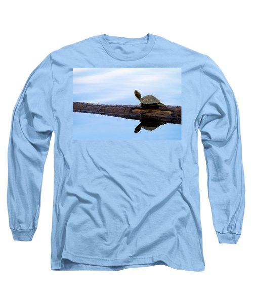Log Roll Long Sleeve T-Shirt