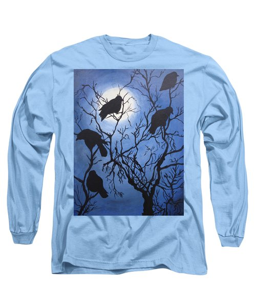 Moonlit Roost Long Sleeve T-Shirt