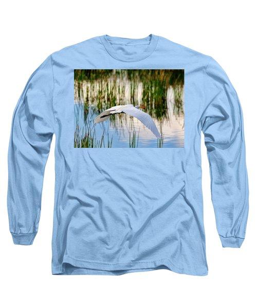 Morning Flight Long Sleeve T-Shirt