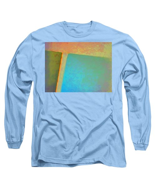 Long Sleeve T-Shirt featuring the digital art My Love by Richard Laeton