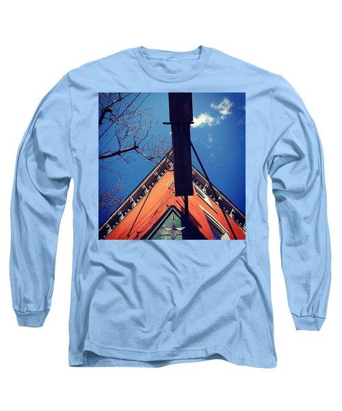 North Star Bar In Philadelphia Long Sleeve T-Shirt