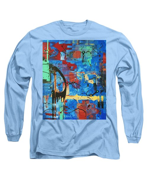 Norval Morrisseau On My Mind Long Sleeve T-Shirt