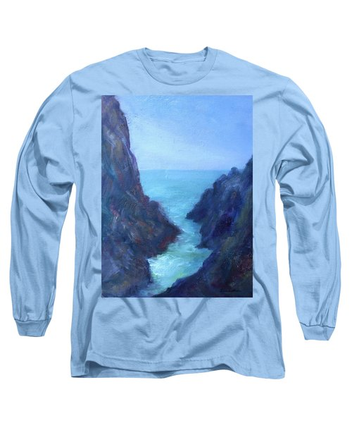 Ocean Chasm Long Sleeve T-Shirt