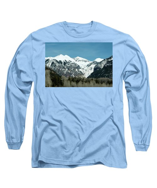 On The Road To Telluride Long Sleeve T-Shirt