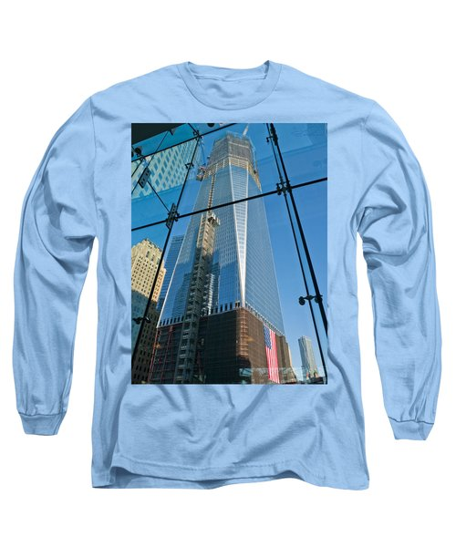 One Wtc Rising Long Sleeve T-Shirt