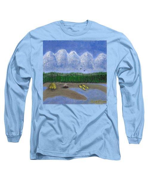 Pacific Northwest Camping Long Sleeve T-Shirt
