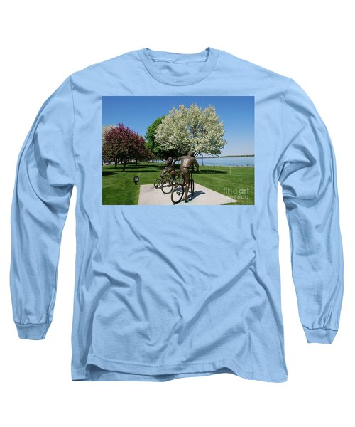 Palmer Park In Spring 2 Long Sleeve T-Shirt