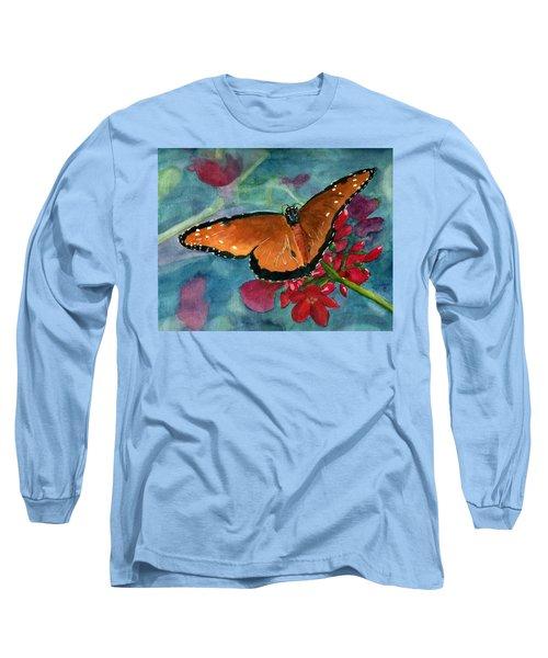 Papilio Fandango  Long Sleeve T-Shirt by Lynne Reichhart