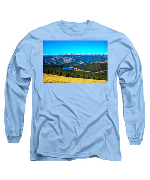 Long Sleeve T-Shirt featuring the photograph Paradise by Shannon Harrington