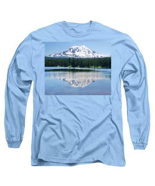 Reflection Of Adams Long Sleeve T-Shirt