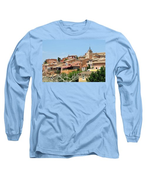 Roussillon In Provence Long Sleeve T-Shirt by Carla Parris