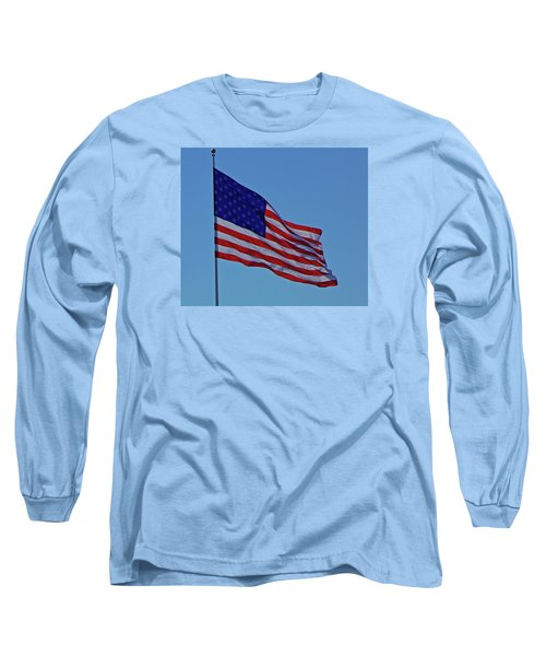 Salute Long Sleeve T-Shirt by Paul  Wilford