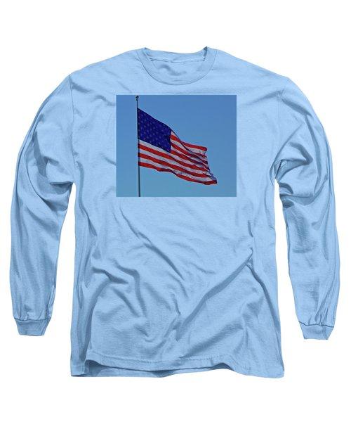 Salute Long Sleeve T-Shirt