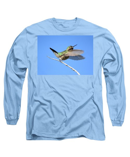Showing My Beauty Long Sleeve T-Shirt