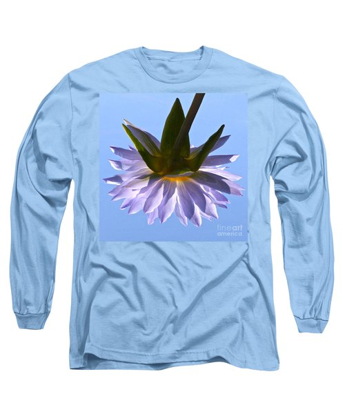 Simple Reflection Long Sleeve T-Shirt