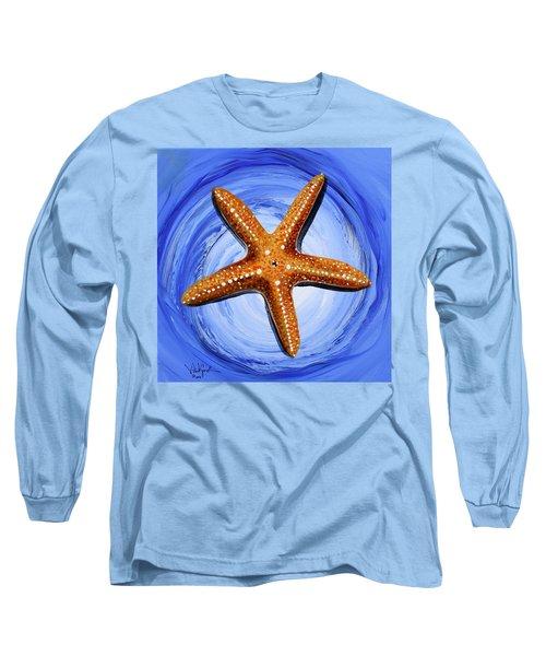 Star Of Mary Long Sleeve T-Shirt