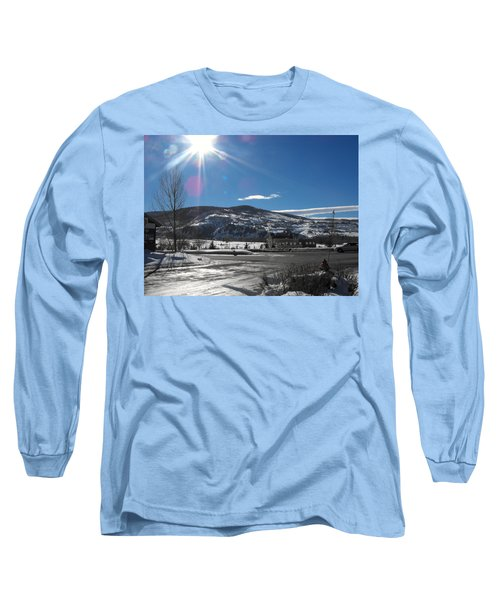 Sun On Ice Long Sleeve T-Shirt