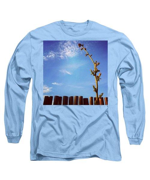 The Blueberry Bush  Long Sleeve T-Shirt