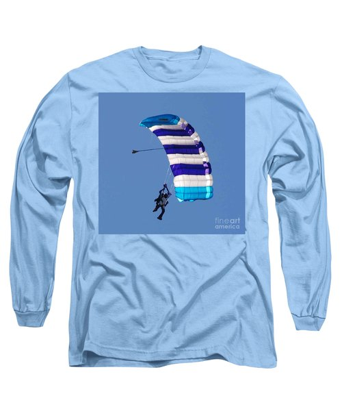 The Skydiver Long Sleeve T-Shirt