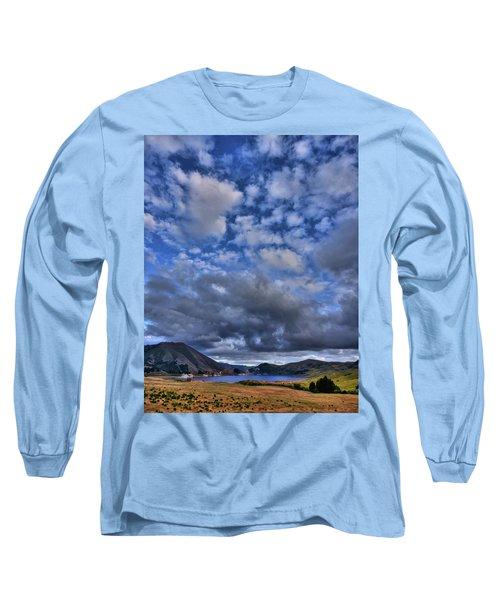 Twitchell Reservoir  Long Sleeve T-Shirt