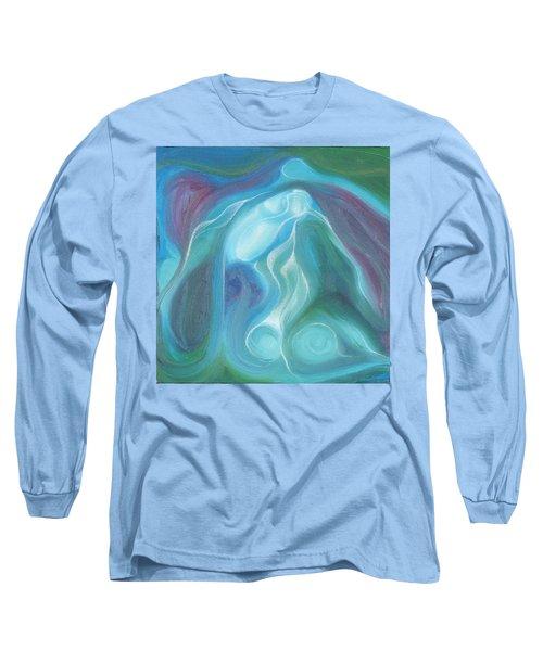 Untitled Long Sleeve T-Shirt by Sheridan Furrer