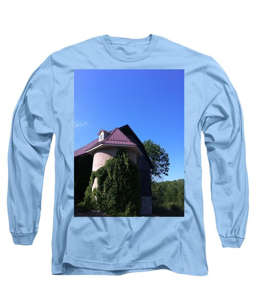 Long Sleeve T-Shirt featuring the photograph Vineyard by Tiffany Erdman