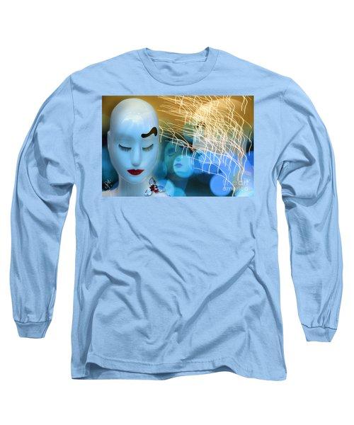 Virginal Shyness Long Sleeve T-Shirt